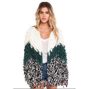 Tularosa Dylan Knit Coat